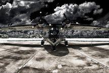 My Photography - Seaplane Pop Art