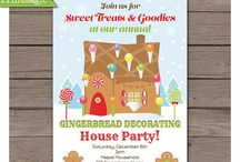 Christmas Party Ideas / Festive Ideas for a Fun Christmas Party!