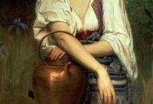 Charles Edward Perugini / (1839 – 1918), originally Carlo Perugini, was an Italian-born English painter of the Romantic and Victorian era