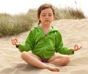 Lapset/jooga/hengittäminen