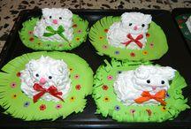Velikonoční beránek / Pečení beránci na Velikonoce