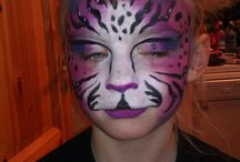 my face paintings