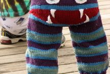 knitting childrens clothes