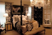 bedroom colors / decorating the master bedroom / by Lee Anne Bourque