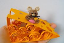 Quilling - Quilting  - Patchwork