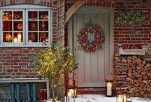 Рождество в счастливом доме !
