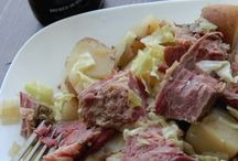 Corn Beef And Cabbage Recipe