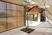 Modern architecture / Contemporary, future, modern architecture