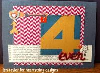 Heartstring Designs Cards