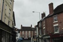 Ludlow / Ludlow, Shropshire. http://wyrefarmed.blogspot.co.uk/