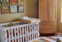 Nursery ideas / by Kim fuqua