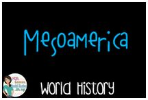 World History: Mesoamerica / Educational resources about Mesoamerica