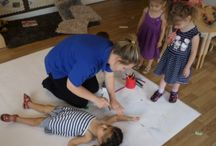 Activity Inspiration for children / Some great ideas for indoor fun with your little tots!