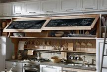 система хранения кухни