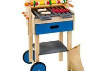 Dřevěné hračky Selecta Spielzeug / Překrásné dřevěné hračky značky Selecta Spielzeug. Kvalitní hračky pro všechny děti