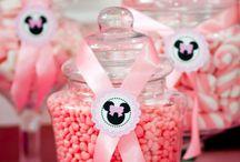 Comida decorativa para: cumpleaños infantiles, bautizos, día de San Valentin, Día de la madre o padre