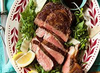 Yummy eats: red meat