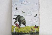 Elephants  / by Samantha Toves