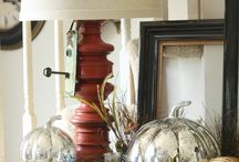 Beautiful Fall Decor / Add some life and color to your house for fall using Wayfair's enormous selection. See @Chippmunk's blog for more. #fallingforfall #home #homedecor #chippmunk #wayfair
