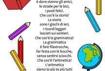 Filastrocche e poesie