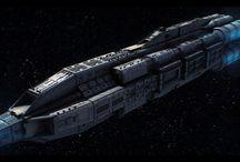 Spacecrafts and Schematics