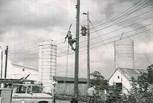Flashback Photos / Images from Firelands Electric Cooperative's Archives