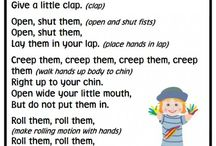 toddler songs / by Patty Skowyra