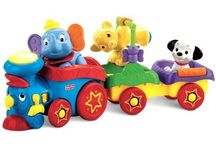 Toys & Games - Push & Pull Toys