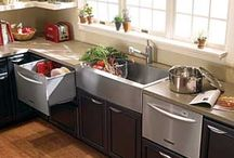 Building - Kitchen - Features/Products