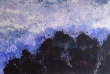 Harka Ágnes / My paintings