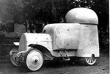 k.u.k. Armee Kraftwagen / Pojazdy mechaniczne używane w armii austro-węgierskiej.