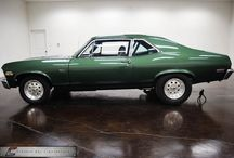 70's car