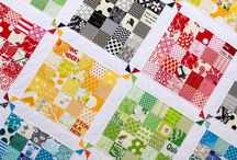Patchwork - Scrap Quilts