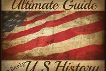 Homeschool US History  / by Autumn Beck