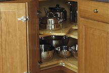corner cupboard solution