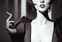 fille inspiration audrey hedbern ilya kuchinov