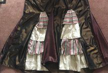 Christmas carol costumes