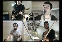 Music  / 34 Ayar, a Turkish PopRock Band.