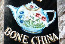 China Nanny Ede Style / Tea with Nanny Ede always special and pink lemonade