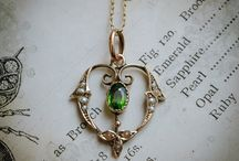 Antique and Vintage Necklaces and Pendants / Antique and Vintage Necklaces and Pendants