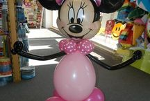 Decoración Minnie