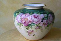 Porcellane dipinte a mano