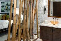 deco bambou