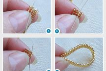 Ring bands basic to make and things will be needed