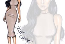 Fashion Draw Hayden Williams