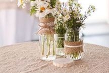 Pretty Wedding Thingies / Wedding Ideas