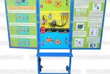 Trainer Sistem Pengapian (Type Transistor) / Trainer Sistem Pengapian (Type Transistor)