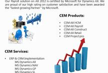 Brochure / Check out CEM Business Solution's product/service Brochures