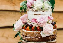 Wedding Cake Ideas / Some shots of the stunning wedding cakes we have seen at Myres and a few other ideas.