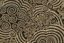 TEXTILE DESIGN /Design textile , motifs
